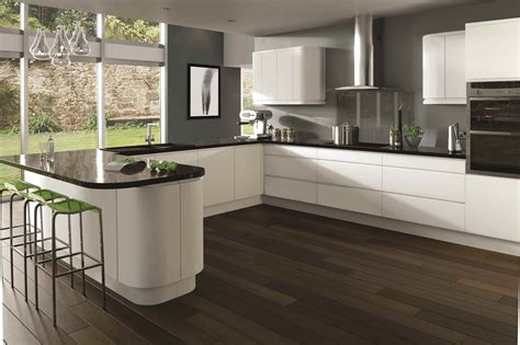 Designer Kitchen Appliances by Integra Gloss White