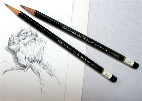 sketching pencils tombow drawing pencils browning