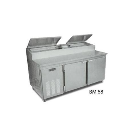 Universal Coolers Mdr 6 Refrigerated Pizza Dough