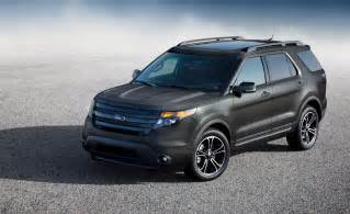 Ford Explorer Sport Car And Driver