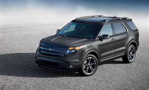 ford explorer 2015 car and driver