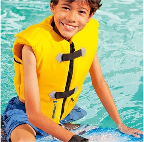 reddingsvest 3 jaar bol geel zwemvest 6 12 jaar