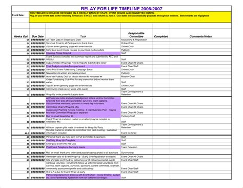 event planning timeline template event planning 1 business