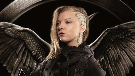 Natalie Dormer In Hunger The Hunger Mockingjay Space