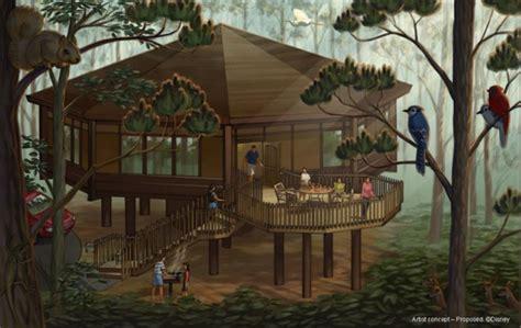saratoga springs treehouse villas room tour walt disney world new disney vacation club properties bay lake tower at the
