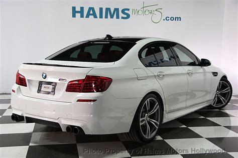 bmw m5 2014 price 2014 used bmw m5 4dr sedan at haims motors serving fort
