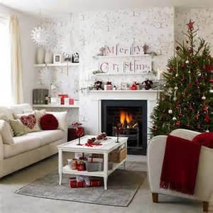 Christmas home decorating ideas for small living room photos 05
