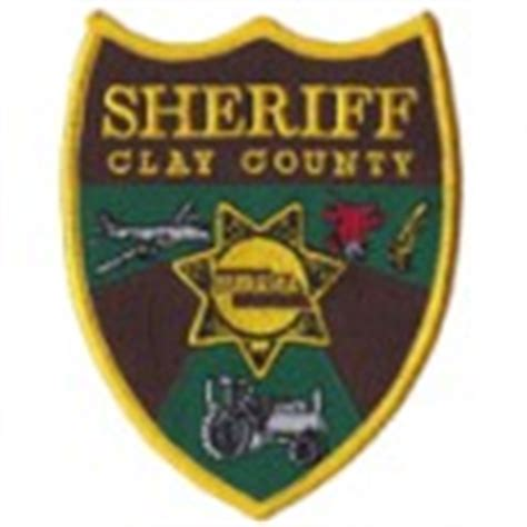 Clay County Sheriff Office by Sheriff Charles Sanderson Clay County Sheriff S Office