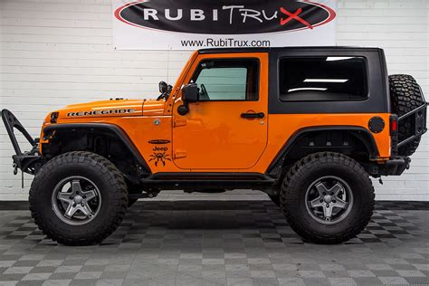 jeep wrangler orange and pre owned 2013 jeep wrangler sport turbo orange crush
