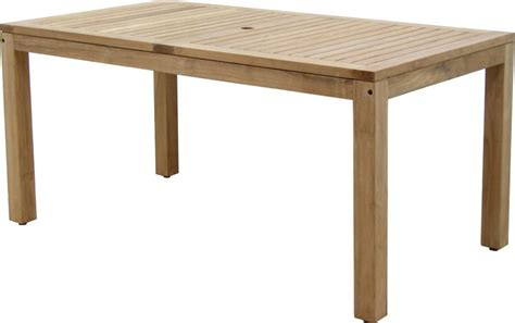 outdoor rectangular dining table amazonia teak rinjani rectangular teak outdoor dining