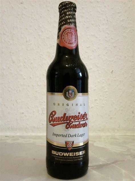 budweiser beer beer review budweiser budvar imported dark lager hywel