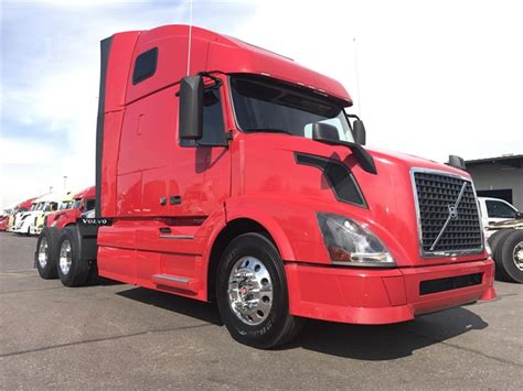 volvo freight trucks 2013 volvo vnl64t670 for sale 44 000 machinery