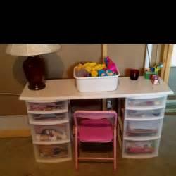 Diy Childrens Desk Best 25 Child Desk Ideas On