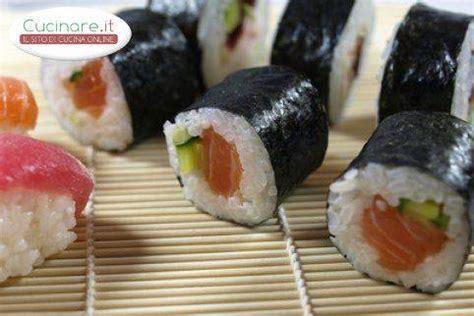 cucinare il sushi sushi cucinare it