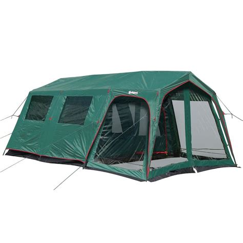 cabin tents gigatent spruce peak 9 person cabin tent ft053 the home
