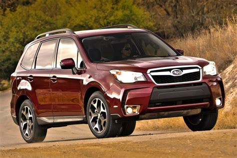 subaru suv forester used 2016 subaru forester suv pricing for sale edmunds
