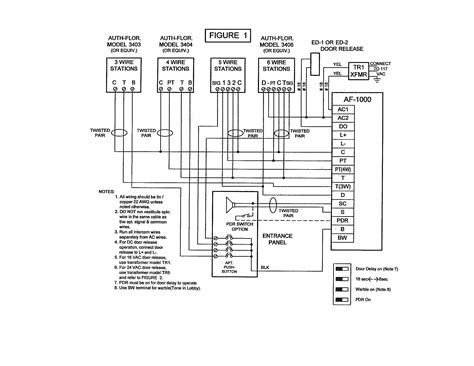 intercom speaker wiring diagrams get free image about