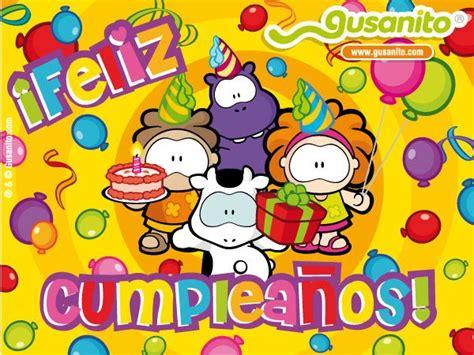 imagenes feliz cumple tarjetas cumplea 241 os gratis gusanito gt tarjetas