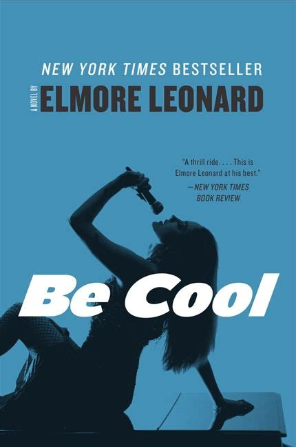 Book Report Get Shorty by Be Cool Elmore Leonard Paperback