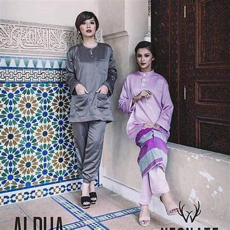 Baju Dalam Perempuan Melayu headsink on quot trend raya 2016 lelaki pakai baju kurung perempuan pakai baju melayu