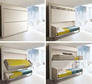 Kitchen Space Saver Ideas lollisoft hidden bunk beds