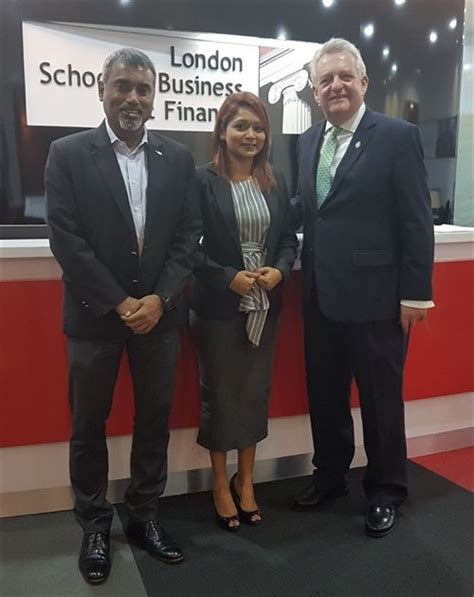 Lsbf Mba Accreditation by Institute Of Hospitality Ceo Visits Lsbf In Singapore