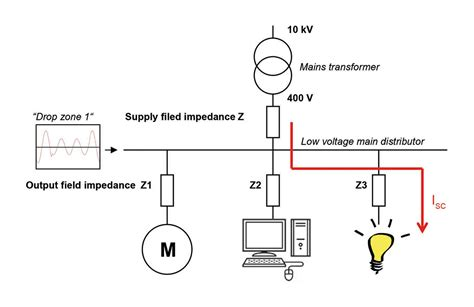 voltage drop at a resistor polarity test of a single phase transformer electrical engineering questions