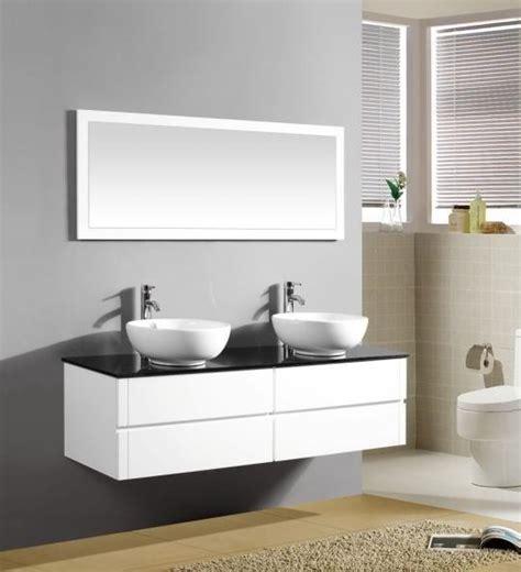 mobili bagno 2 lavabi arredo bagno topazio2 mobile moderno con doppio lavabo pd