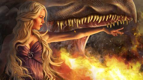 wallpaper game of thrones khaleesi full hd wallpaper game of thrones khaleesi dragon blonde
