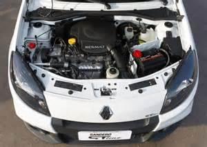 Motor Renault Renault Logan Y Sandero Reciben El Renovado Motor 1 6 8v