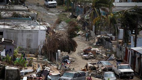 imagenes huracan maria pr devastado por el hurac 225 n mar 237 a puerto rico recibir 225 m 225 s