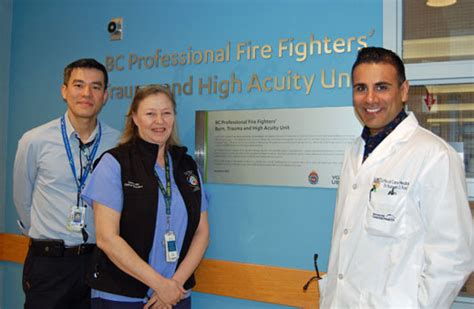 vgh high acuity unit open for business vch staff