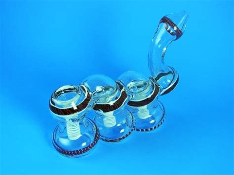 Bong Acrylic Water Pipe Polos Ulir Miring glass pipes glass water pipes water pipes from pipesguru