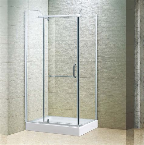 l shaped shower door l shape hinge frameless tempered glass shower door kk3029