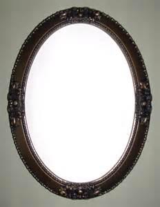 framed oval bathroom mirrors bronze color frame oval mirror bathroom mirror by wallaccents