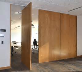 pivot door non warping patented honeycomb panels and
