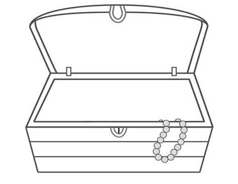 open treasure chest clipart 43
