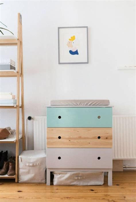 ikea nursery dresser hack 35 easy and simple ikea tarva dresser hacks home design