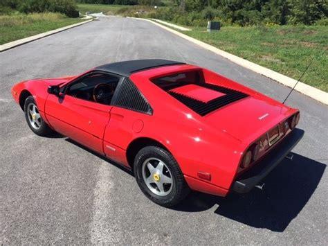 Magnum Pi 308 For Sale Quot No Reserve Quot 308 Gts Tribute Replica Kitcar Kit Car Fiero