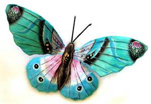 large butterfly decorations large outdoor butterfly decorations garden decoration ideas
