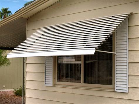 aluminum louvered awnings louvered aluminum window awning amazing and stylish
