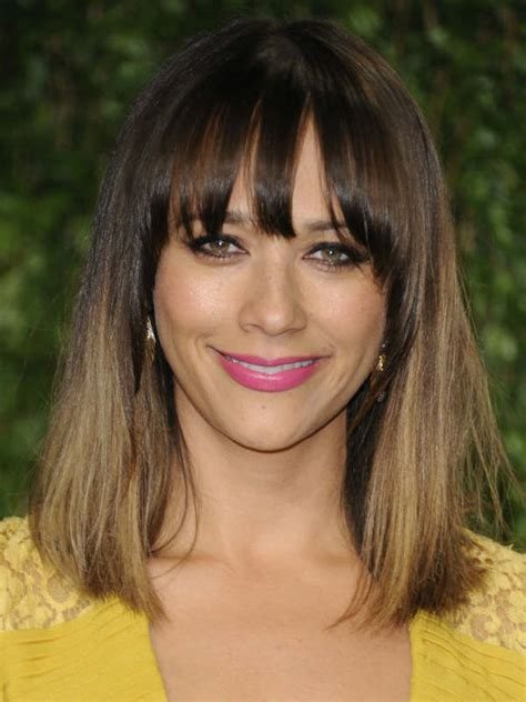 short ombre hair with bangs trending the ombr 233 un ruly