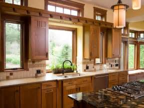 ideas for kitchen windows creative kitchen window treatments hgtv pictures ideas