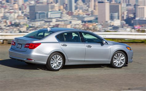 2014 acura rl iii pictures information and specs auto database