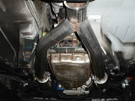Pipe Ls by Hawks New Ls 2in Primary 3in Y Pipe 3 5 In Exhaust W