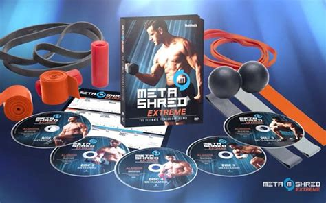 meta shred reviews men s health releases quot metashred extreme quot workout dvd 02