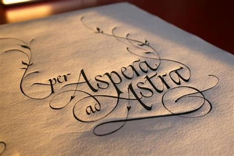 per aspera ad astra tattoo per aspera ad astra letteres words quotes