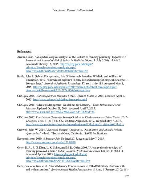 undergraduate research paper topics research topics in autism