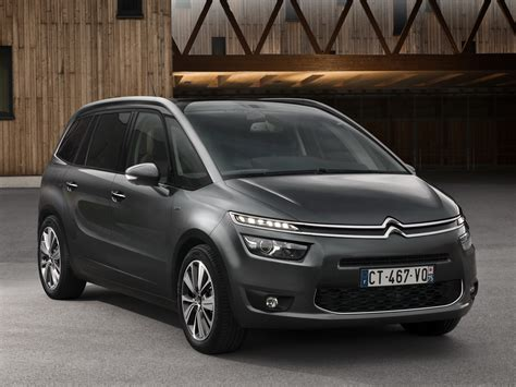 Citroen C5 Anime by Citroen C4 Grand Picasso Wallpapers Hd Pictures