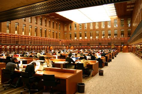 the library reading room studying for lsat increases iq business insider